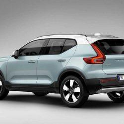 Los coches eléctricos de Volvo tendrán dos capacidades de batería