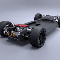 Williams presenta su plataforma ultraligera para coches eléctricos