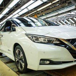 Nissan vende cerca de 14.000 LEAF de segunda generación en todo el mundo en su primer mes a la venta