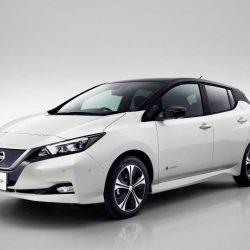 Precio para España del nuevo Nissan LEAF. Edición especial 2.Zero desde 34.360 euros