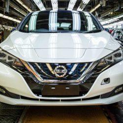 El nuevo Nissan LEAF empieza a lo grande en Japón con casi 4.000 entregas en octubre