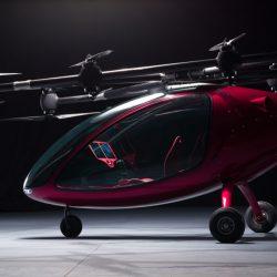 Nuevo prototipo de dron biplaza autónomo para solucionar los problemas de tráfico