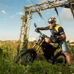 Delfast. La bicicleta eléctrica con más autonomía que un Tesla