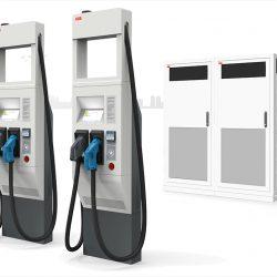 ABB Terra HP. Se presentan los primeros cargadores de nueva generación para coches eléctricos de ABB con hasta 150 kW de potencia