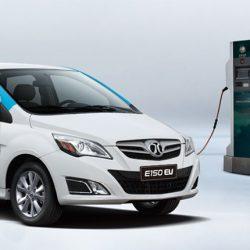 Según el presidente de BAIC, el próximo año se venderán 1 millón de coches eléctricos en China