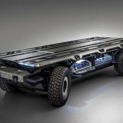 La apuesta eléctrica de GM para el transporte: flexible, autónomo y con pila de hidrógeno