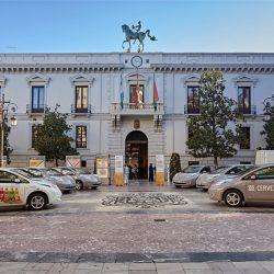 Nissan electrifica la flota de Mahou en Granada