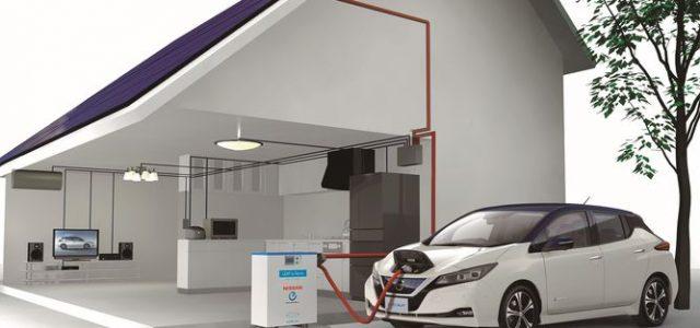 Cómo cambiará las redes eléctricas el sistema V2G