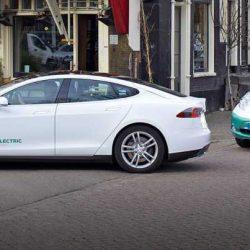 Holanda confirma su plan para que todos los coches sean eléctricos en 2030