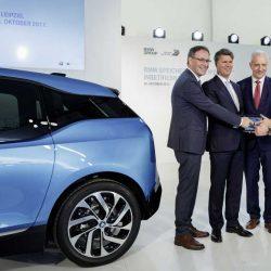 El BMW i3 llega a las 100.000 unidades producidas