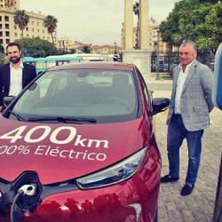 La Junta de Andalucía ayudará a la instalación de 400 estaciones de recarga para coches eléctricos