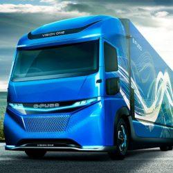 Canadá ofrecerá una ayuda de hasta 75.000 dólares para la compra de camiones eléctricos