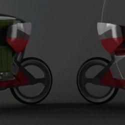 Persuasive Electric Vehicle (PEV). La movilidad urbana será eléctrica, eficiente y autónoma