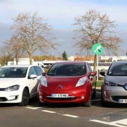 El éxito del modelo de Francia para el coche eléctrico basado en puntos de recarga y ayudas. Supera el 2% en septiembre y llegan a los 20 mil puntos públicos