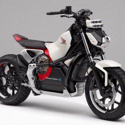 Honda mostrará su moto eléctrica Riding Assist-E en el Salon de Tokio