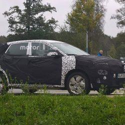 Avistado en Europa una unidad de pruebas de Hyundai Kona eléctrico. Llegada en 2018 con batería de hasta 64 kWh
