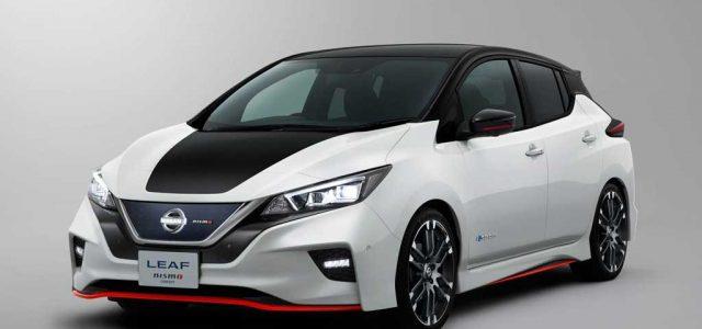 Nuevo Nissan LEAF NISMO. Una versión más picante del eléctrico que podría llegar con batería de 60 kWh