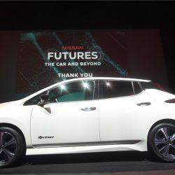 Nissan Futures 3.0. Recarga tu coche eléctrico de forma gratuita, nueva batería para el hogar, nuevo cargador…