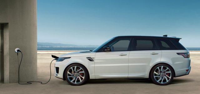 Llega el primer Range Rover Sport híbrido enchufable. Autonomía eléctrica de hasta 50 kilómetros