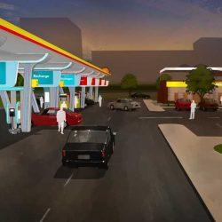 Shell espera que la carga de coches eléctricos y los combustibles alternativos proporcionen el 20% de sus ingresos en 2025