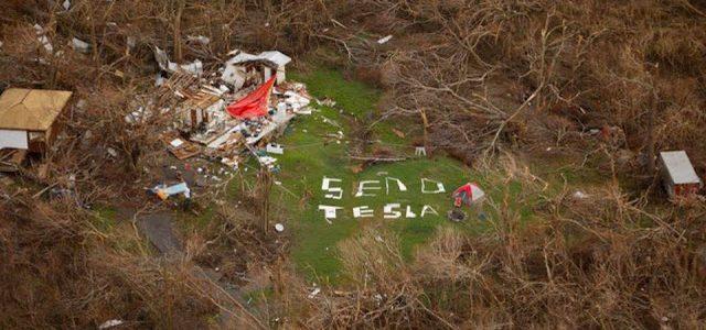 Puerto Rico sufre otro apagón generalizado, pero los edificios dotados de baterías Tesla Powerpack no se ven afectados