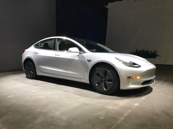Tesla Model 3 Autonomía EPA