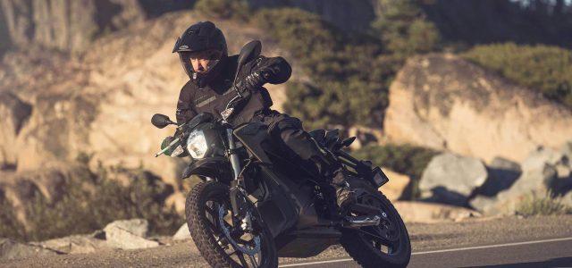 Zero Motorcycles 2018. Hasta 18 kWh y 359 kilómetros de autonomía, sin incremento de precio