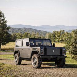 Bollinger actualiza su todoterreno eléctrico con una nueva batería que le permitirá superar los 320 kilómetros de autonomía