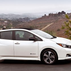 Las primeras pruebas del nuevo Nissan LEAF de 40 kWh muestran que su autonomía puede ser más de la esperada
