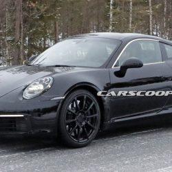 Porsche está desarrollando un 911 híbrido enchufable con 70 kilómetros de autonomía eléctrica