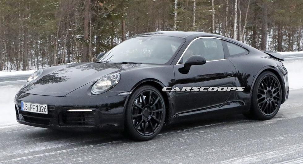 Porsche 911 híbrido enchufable