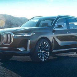 BMW registra la denominación iX que podría identificar a sus futuros todocaminos eléctricos