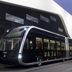 San Sebastián será la primera ciudad en probar el autobús eléctrico articulado de Irizar