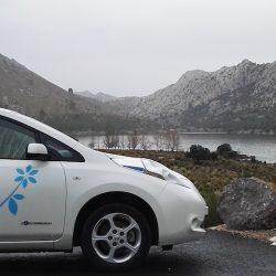 Todos los coches de alquiler en Baleares serán eléctricos en 2030