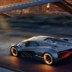 Este es el Lamborghini Terzo Millennio, el superdeportivo eléctrico del futuro
