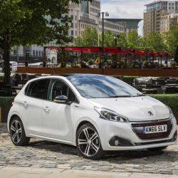 El Peugeot 208 también tendrá una versión eléctrica compartiendo plataforma con el Opel Corsa