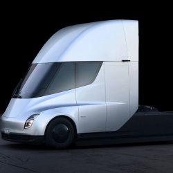Un vistazo al camión de Tesla, el Semi, en mayor profundidad (Vídeo)