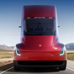 Se abren las reservas del camión de Tesla en Europa