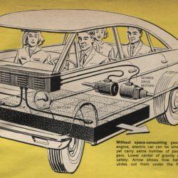 La visión del futuro de la movilidad eléctrica hace 50 años