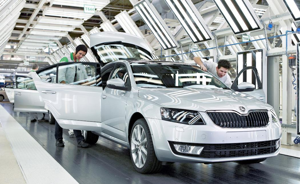 Skoda electric cars 2020