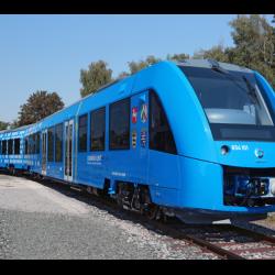 Alstom comienza a vender trenes impulsados por hidrógeno