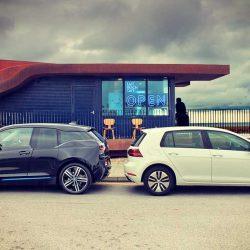 Las ventas de coches híbridos y eléctricos en Noruega superan por primera vez el 50%