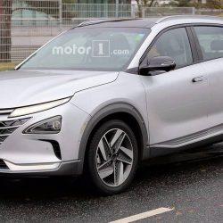 Pillada la segunda generación de coches FCEV de Hyundai con pila de combustible de hidrógeno