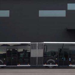 Irizar presenta presenta el ie Tram, su nuevo autobús articulado 100% eléctrico