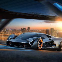 Bugatti, Bentley y Lamborghini se preparan para electrificarse