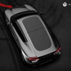 Leap Motor muestra la primera imagen oficial de su deportivo LP-S01