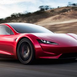 ¿Estarán el chasis y la aerodinámica del Tesla Roadster a la altura de su mecánica? Sus teóricos 400 km/h de velocidad punta abren muchos interrogantes