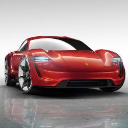 Porsche finaliza el desarrollo del Mission E, comienzan las pruebas del modelo definitivo
