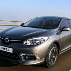Renault-Samsung lanza en corea la nueva versión del SM3 (Fluence) con 36 kWh y una autonomía de 213 kilómetros