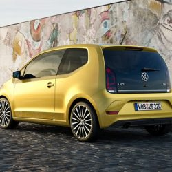 La próxima generación del Volkswagen Up podría llegar sólo con sistemas eléctricos